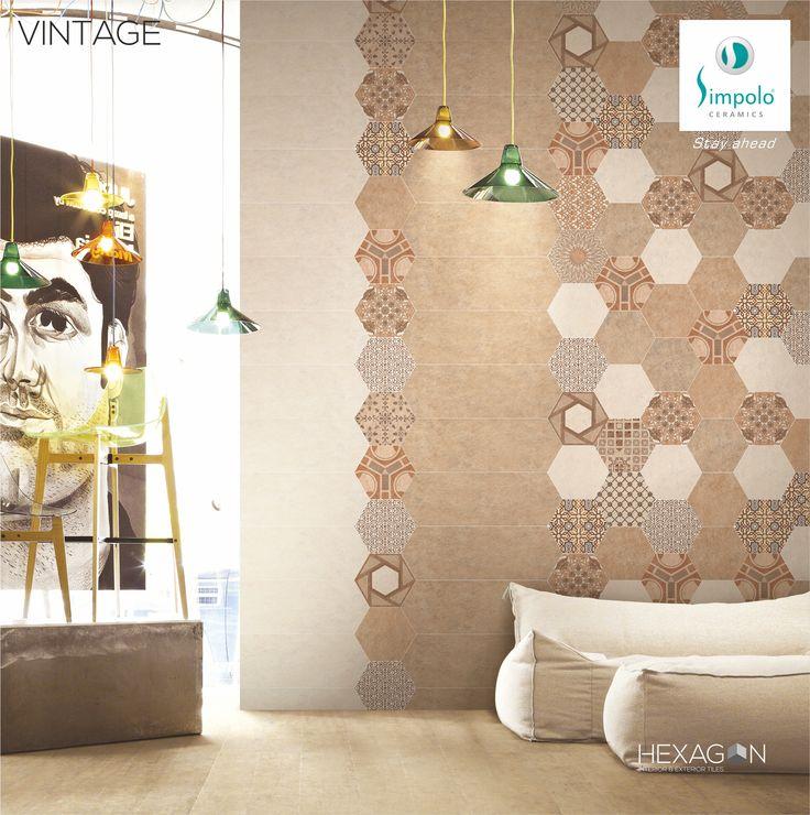 how to cut hexagon ceramic tile