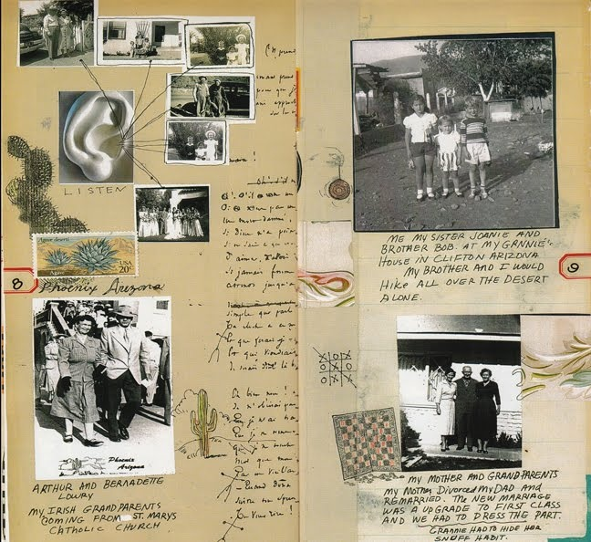 Art Journal/Janice Lowry
