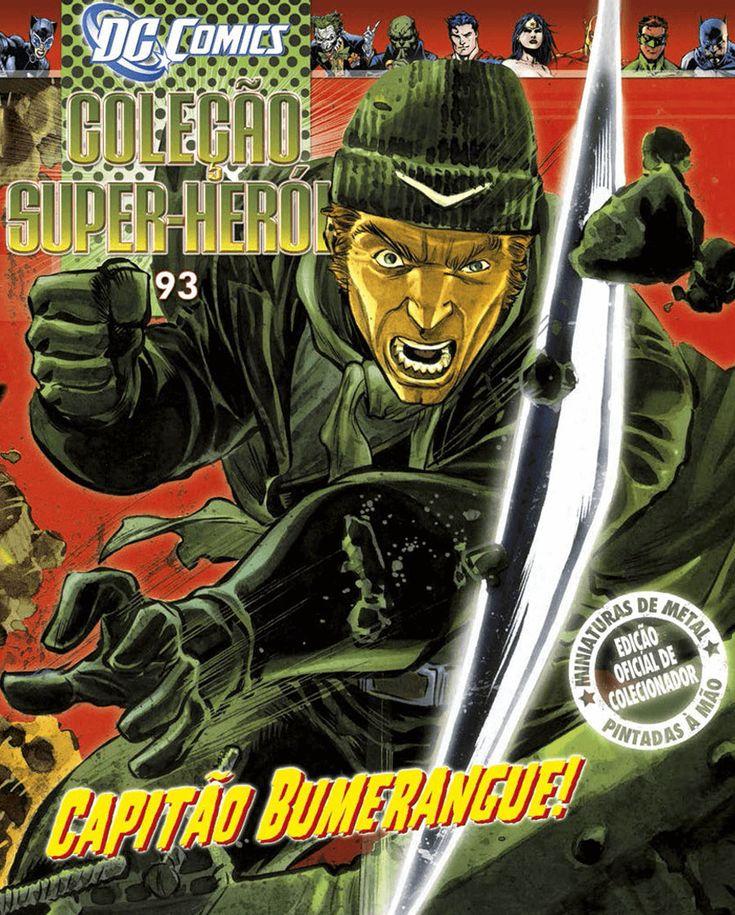 DC Pack 2 - Capitão Bumerangue e Homem-Hora