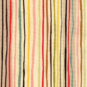 Stripey fabric, also available in brights