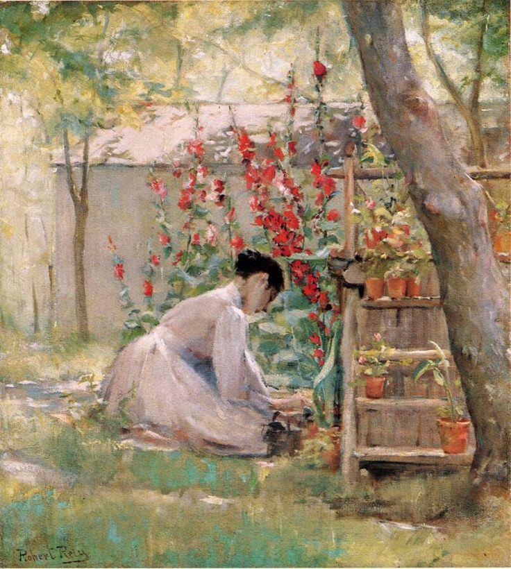 gardening robert reid