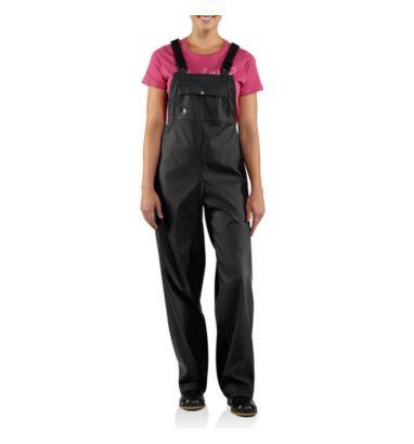 Carhartt - Product - Women's Medford Bib Overall  (rain gear)