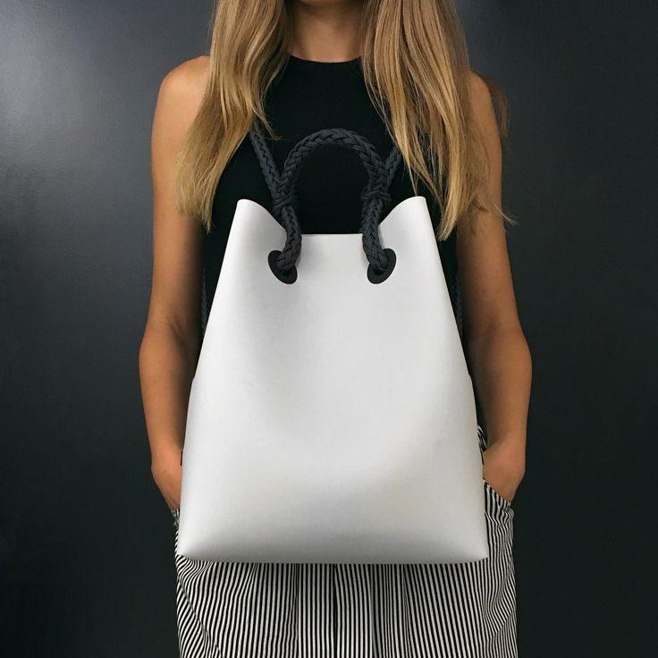 EvaPack. Game changer. #backpack #lommer #style #womensfashion