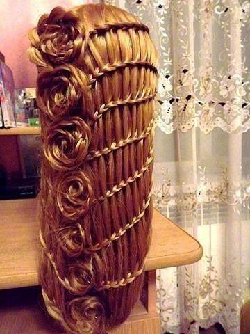 Pleasant 1000 Ideas About Crazy Braids On Pinterest Braids Latch Hook Hairstyles For Men Maxibearus
