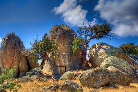 tooborac granite country - Google Search