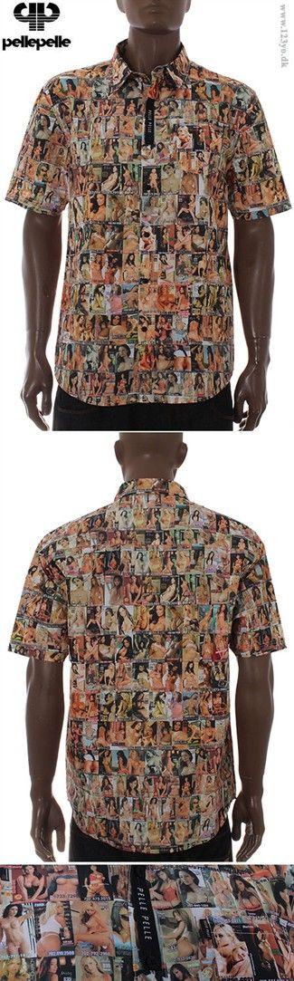 PELLE PELLE Kortærmet skjorte