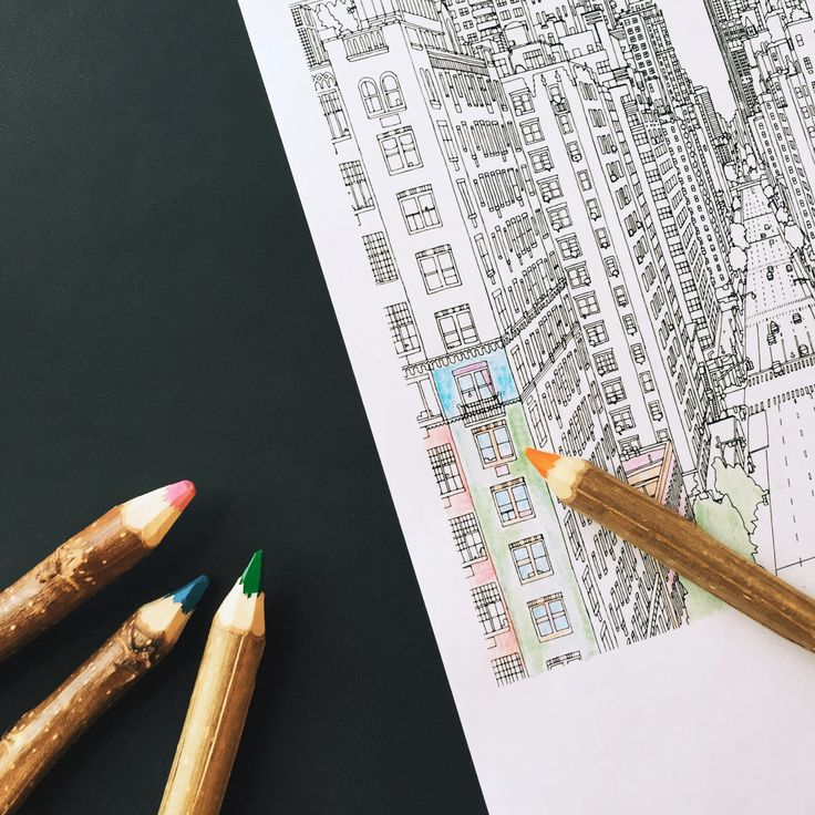 Coloring Books For Grown Ups 7 Free Pages To Print