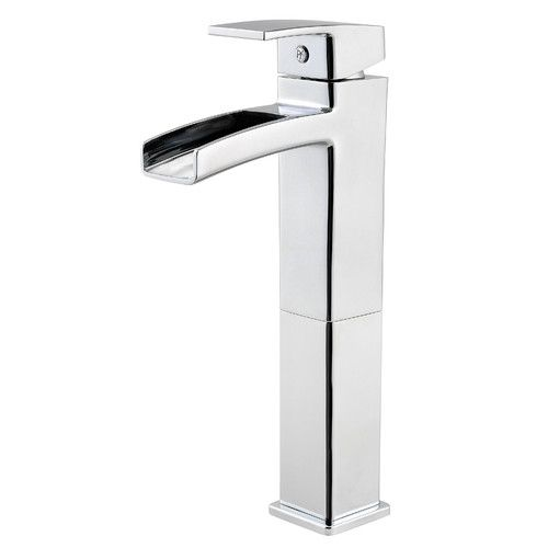 Pfister Kenzo Single Handle Single Hole Waterfall Faucet