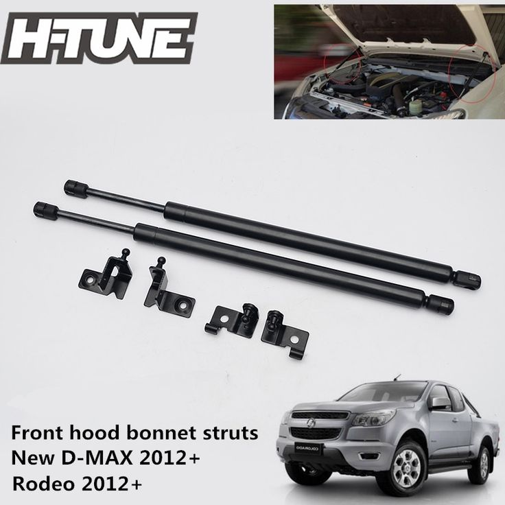 promo h tune 4x4 accessories front hood bonnet gas shock strut damper for new d max rodeo 12 13 #pickup #accessories