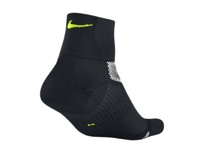 Nike Elite Hyper-Lite Quarter Running Socks