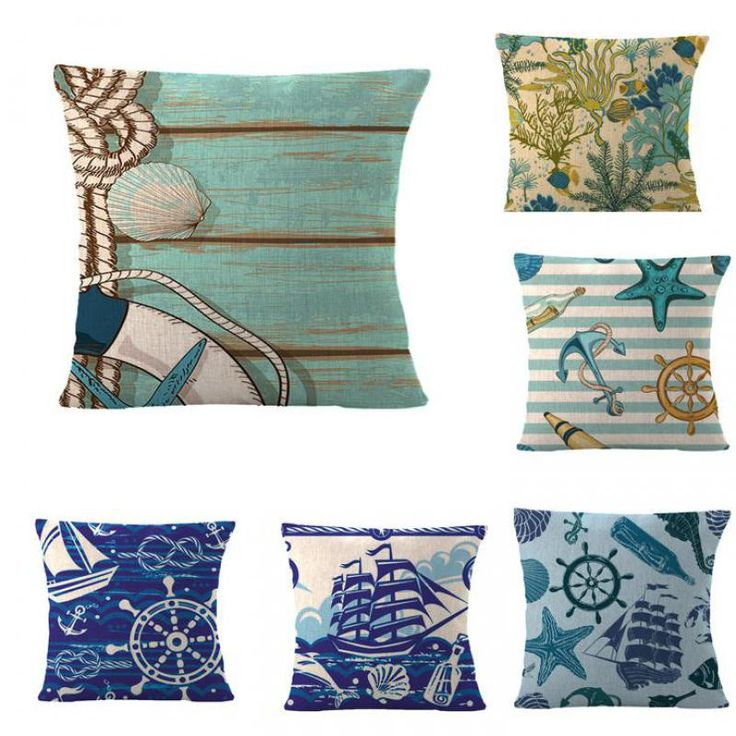 Manufacturers Wholesale Customized New Hot Mediterranean Style Decoration Cushions Home Decor Pillow For Office Chair #Affiliate