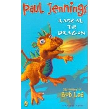 These dragons seem to have dog like qualities. Who wouldn't want a fire-breathing dragon for a pet? Bob Leas illustrations have an unusual ...