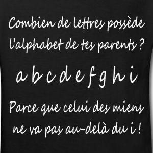 bébé et l'alphabet
