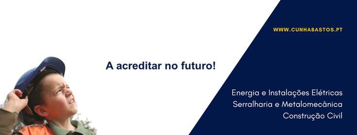 Com presença no mercado há mais de 30 anos, a Cunha Bastos é especializada na projeção e realização de Obras nas áreas das energias, instalações elétricas, construção, serralharia e metalomecânica.