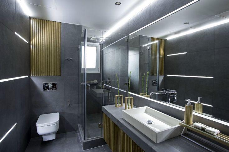 O Apartamento Erosion projetado pelo Estúdio NL - Arquitetura e Design.