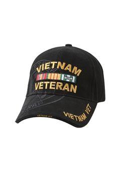 Deluxe Low Pro Vietnam Vet Shadow Cap ! Buy Now at gorillasurplus.com