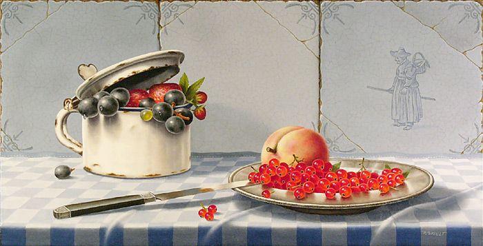 картины художника Johannes Eerdmans -01