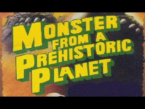 Sci Fi horror movies full movies - Monster From a Prehistoric Planet - YouTube