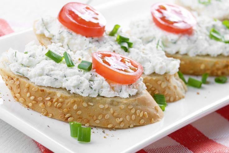 Лучшие рецепты.: Творожные закуски с зеленью.4 отличных рецепта!