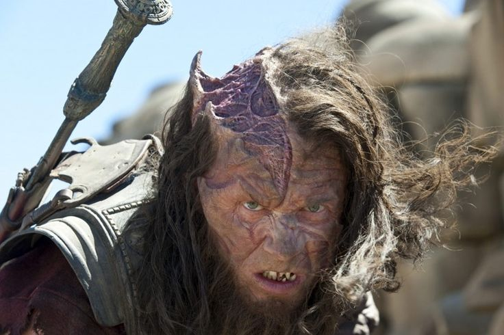 "Jason Flemyng as Calibos in the remake of ""Clash of the Titans"" (2010)"