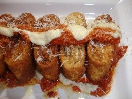 Copycat Olive Garden Lasagna Fritta. My favorite dish from the OG.