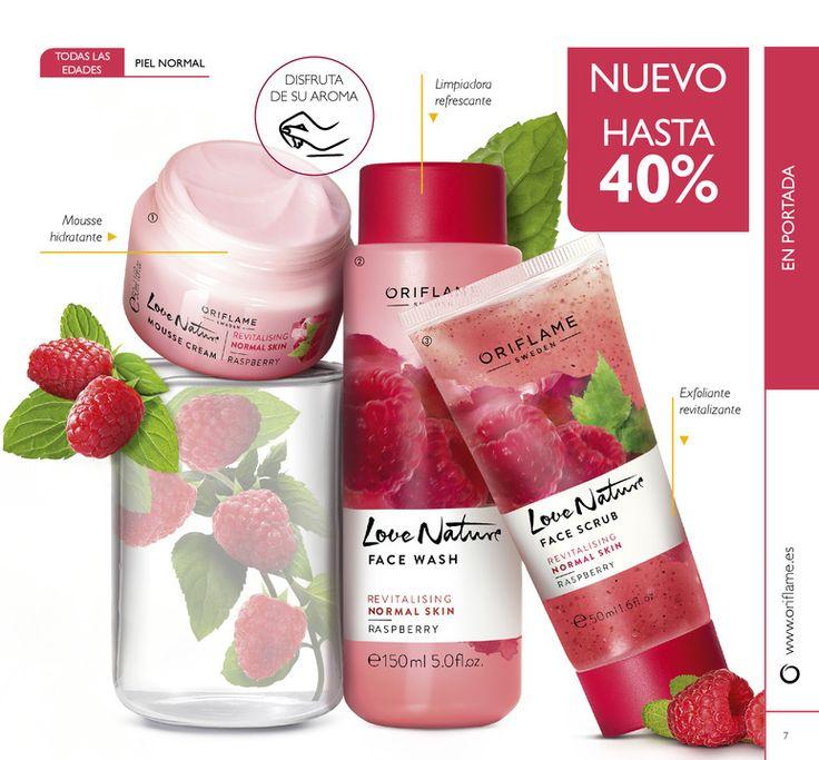 EL RINCON ORIFLAME DE LAURA: #ORIFLAME  Mousse Hidratante, Limpiadora Refrescan...