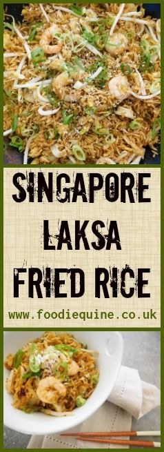 Inspired by a stay at Hotel Jen Orchard Gateway this fragrant seafood fried rice dish will transport you to the Hawker Centres of Singapore. A variation on the popular spicy noodle soup of Peranakan cuisine.