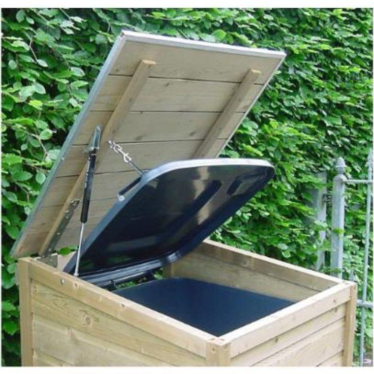 vuilnisbak buiten box kast - Google zoeken