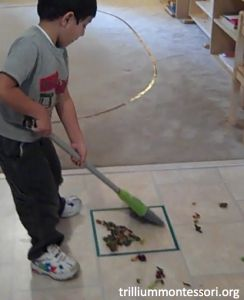 Tips for organizing your home in a Montessori way