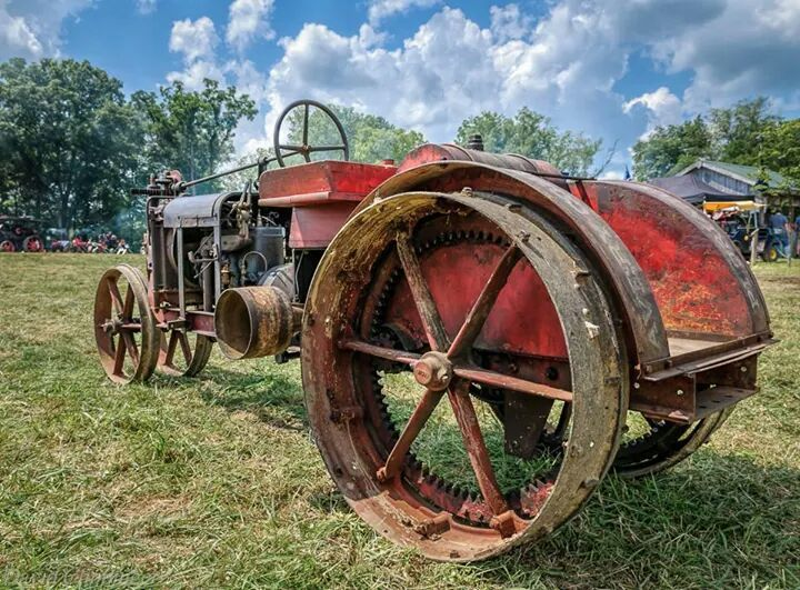 Steel Wheel Tractor : Images about tractors with steel wheels on pinterest
