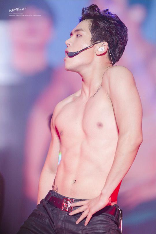 160220 #인피니트 Hoya - INFINITE EFFECT ADVANCE in Seoul Day-1