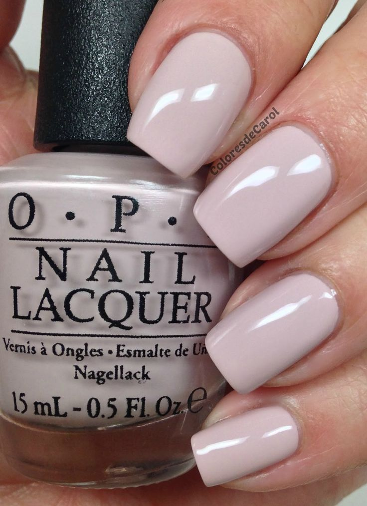OPI Don't Bossa Nova Me Around | #EssentialBeautySwatches | BeautyBay.com