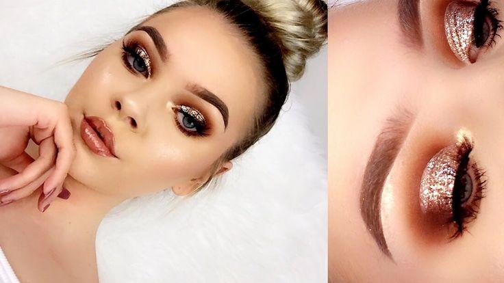 Prom Makeup Tutorial 2017 | Tina Halada
