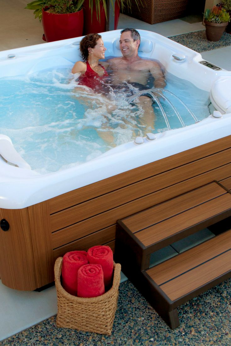 49 Best Images About Hot Tub Ideas On Pinterest Shops