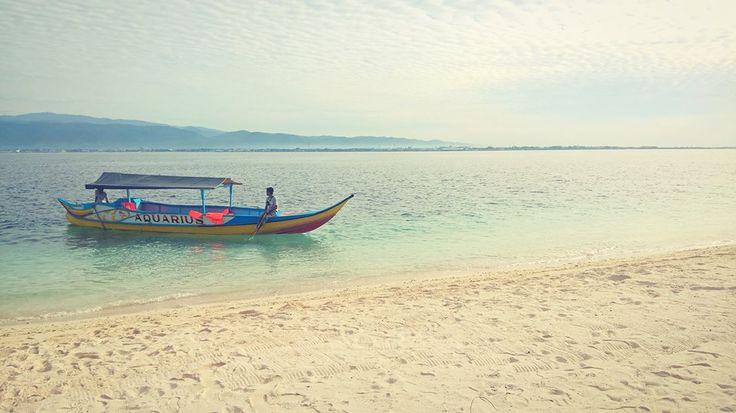 Zamboanga City's trademark Vinta  Sta. Cruz Island, Zamboanga City, Philippines