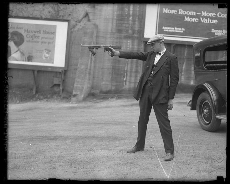 Криминальный Лос-Анджелес в 20-30-е годы