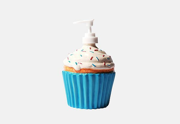 This soap dispenser looks good enough to eat!