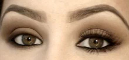 what shades of eye shadow best for brown eyes | Tags: eyeshadow for brown eyes, eyeshadow designs, brown eyes makeup