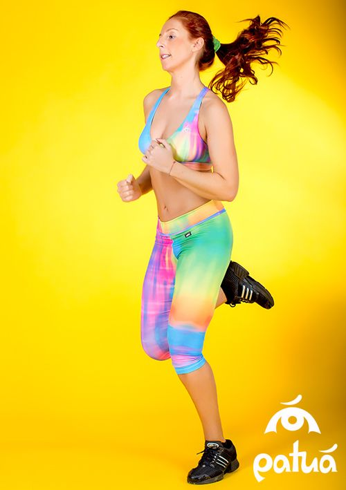 Patuá - Fitness fasshion   Moda desportiva mulher - Corsários Grumari