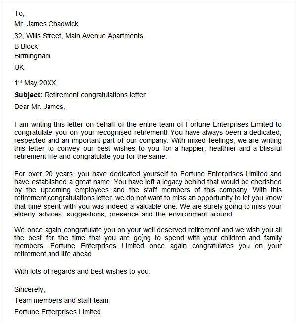 25+ unique Letter of congratulations ideas on Pinterest Uber - congratulations letter