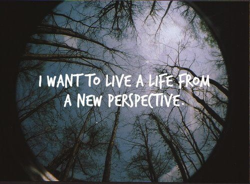 New Perspective by Panic! At the Disco.... Guys I literally just started choking on my saliva... I thought I was going to die from choking xD but then I regained my composure and now my throat hurts.