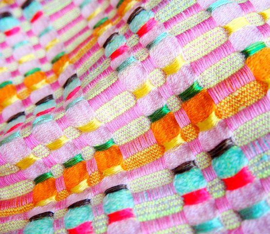 Taslima Sultana - Woven Textile Designer | Weave | Weaving ...