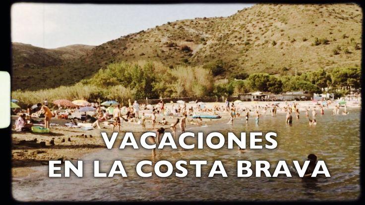 Costa Brava, ¡vacaciones! ¿Grabado con iPhone o con un viejo tomavistas de súper 8mm?