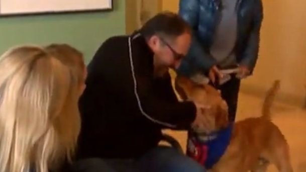 Stan Van Gundy adopted a special needs dog that nobody wanted
