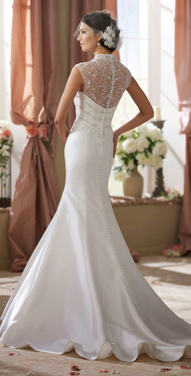 1000 images about david tutera on pinterest lace bodice for Mon cheri wedding dress prices
