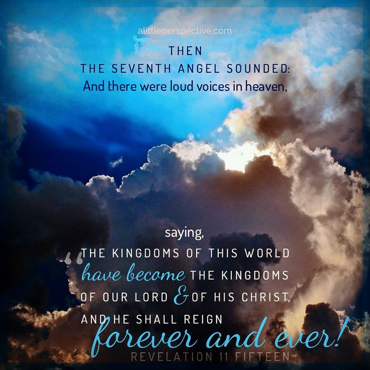 O for that day when Jesus begins to reign!  When the kingdoms of men become the kingdoms of Christ! Revelation 11:15 #kingofkings #whenjesusreigns