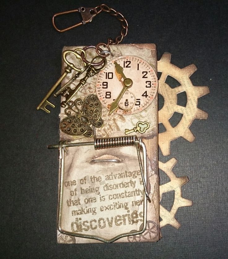 Altered Mousetrap