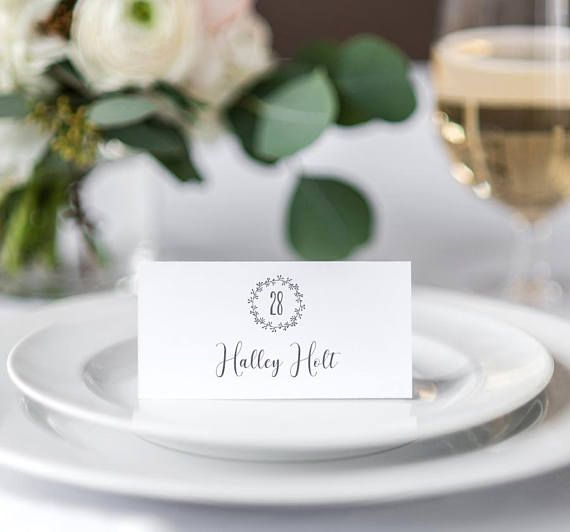 38 best Wedding Place Cards & Seating Charts images on Pinterest ...
