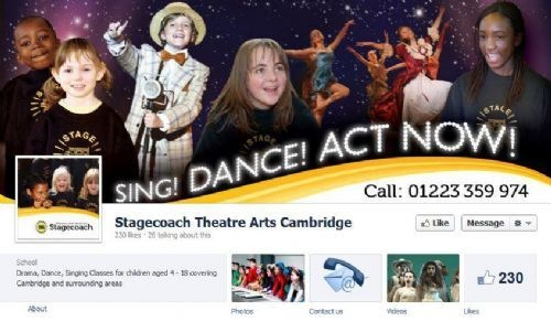 The Online Marketing Shop - Stagecoach Facebook Solution - www.facebook.com/StagecoachCambridge - on FreeIndex