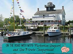 MtPB On the Road: Tuckerton Seaport and Sea Pirate Campground - Join us next weekend for the Privateers and Pirates event!